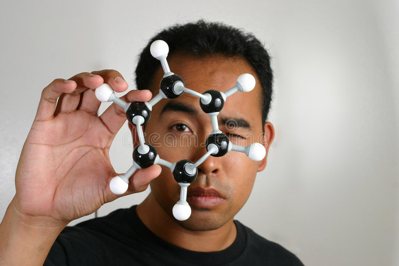 Eye for Chemistry stock photos