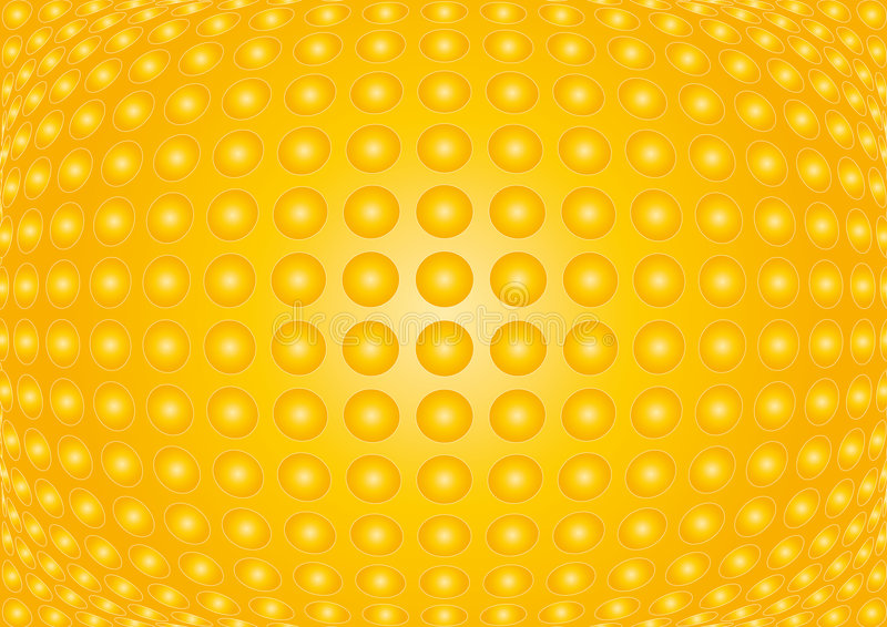 Eye fish dots 1 stock images