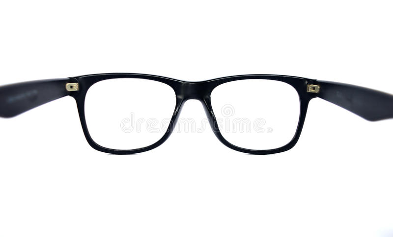 Eye glasses royalty free stock photography