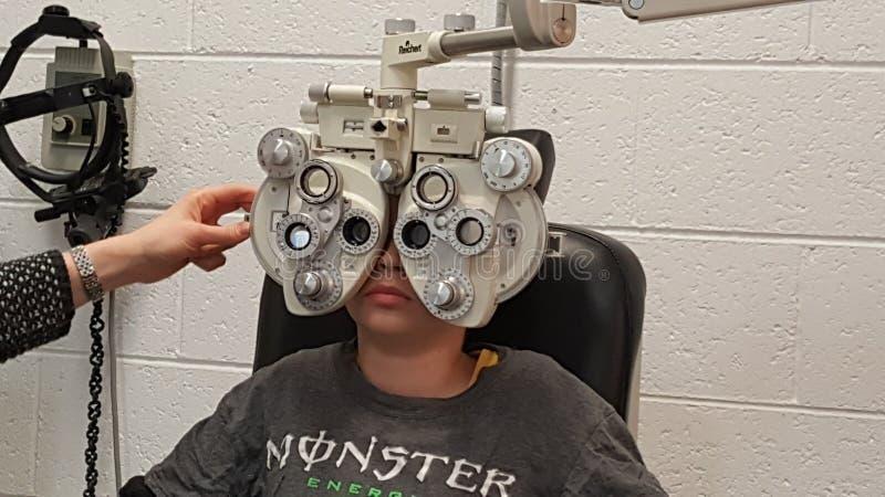 Eye healthcare stock photos