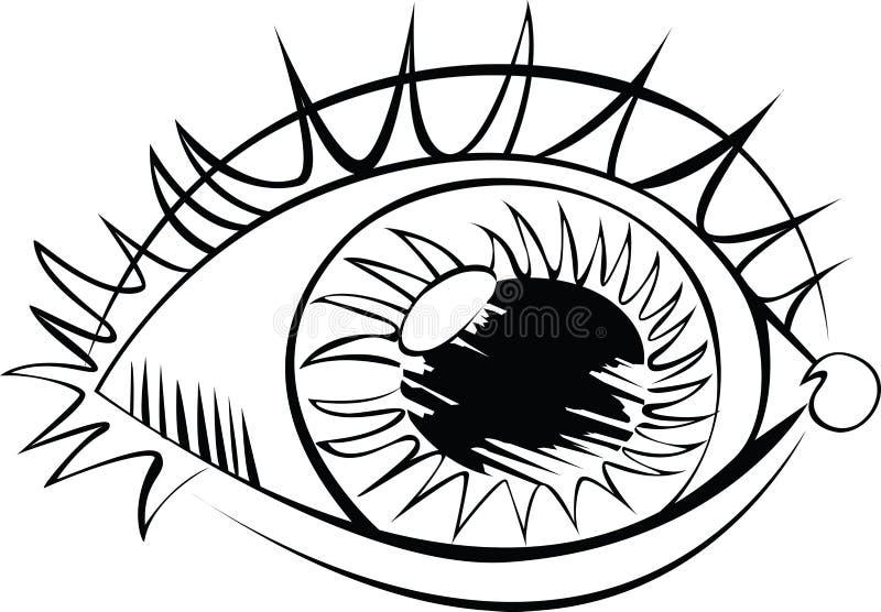 Download Eye stock vector. Illustration of different, eyesight - 32892711