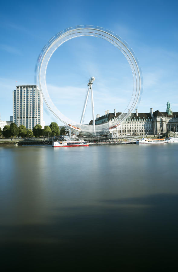 Download The eye London editorial stock image. Image of europe - 35695949