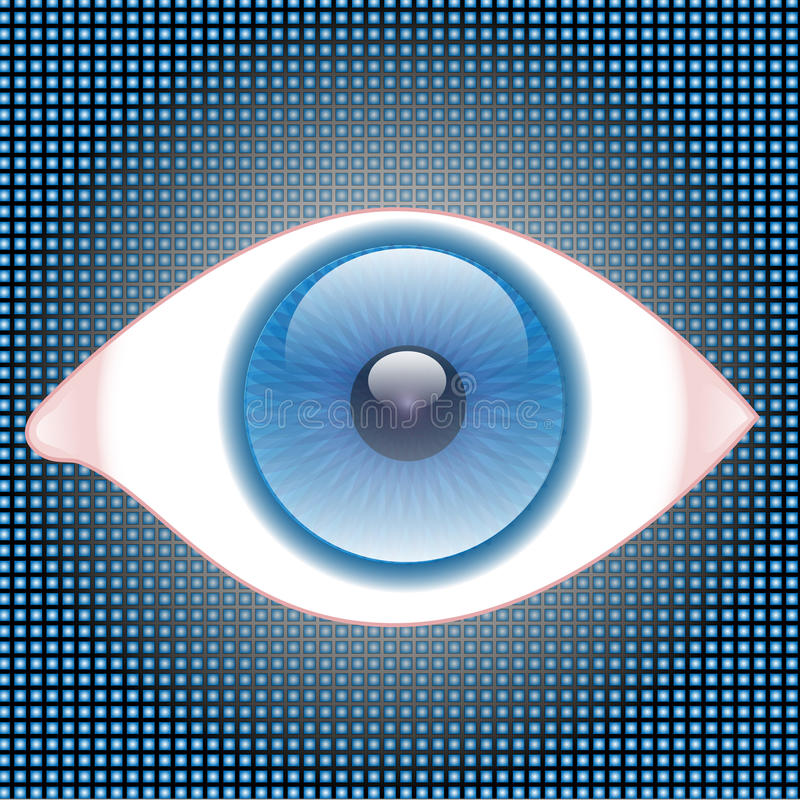Download Eye-Look stock vector. Image of aspect, communication - 11661972