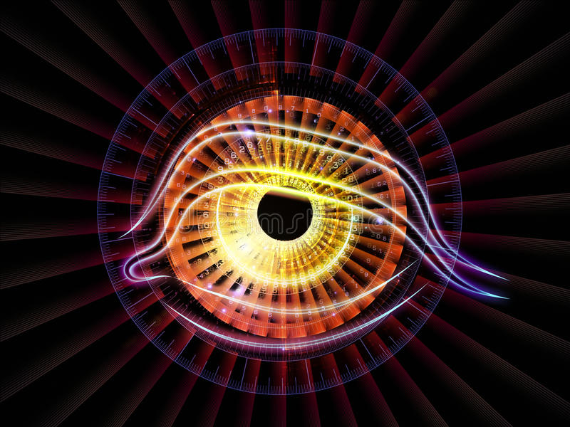 Download Eye Of The Machine Royalty Free Stock Photo - Image: 24565895