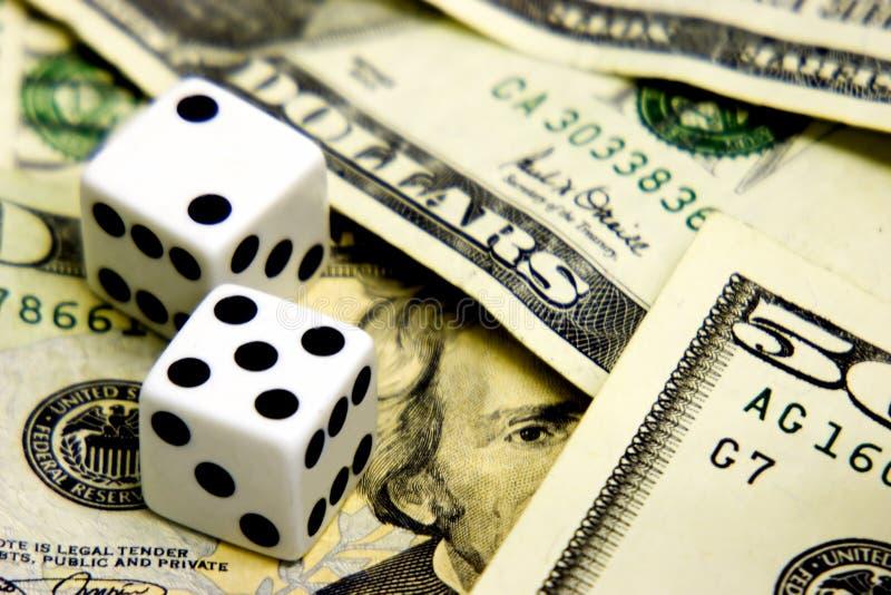 Eye on the money stock photography