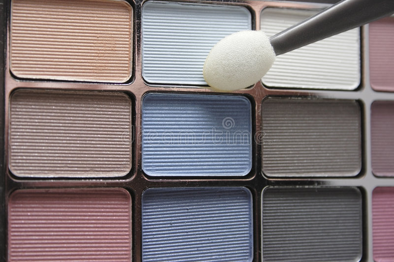 Eye Shadow royalty free stock images