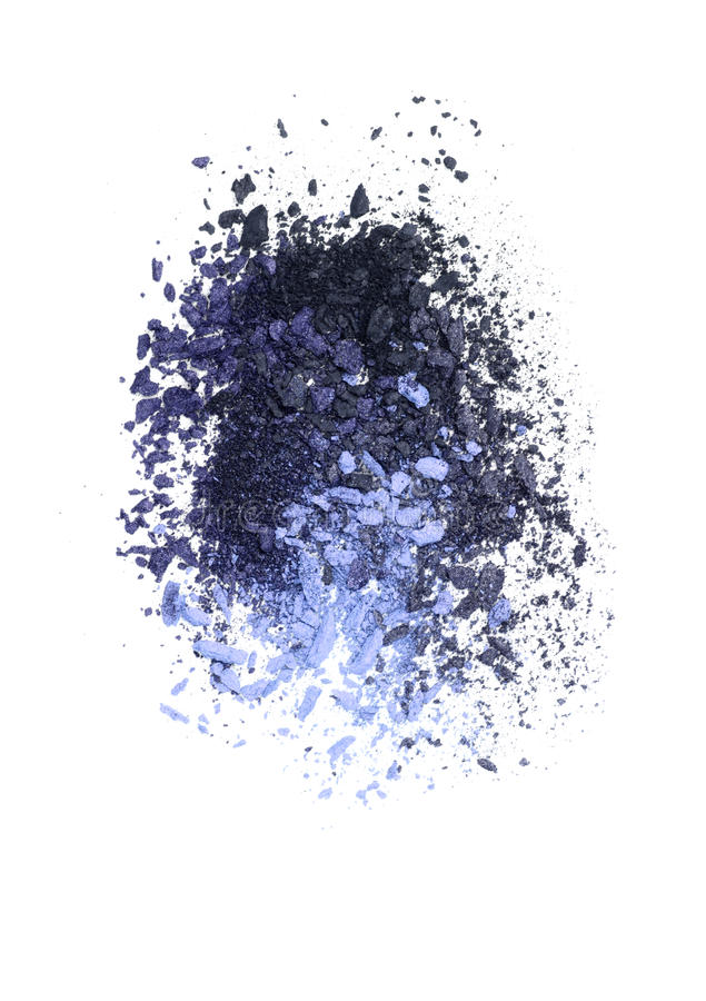 Download Eye Shadow Crushed Sample Stock Images - Image: 15805334