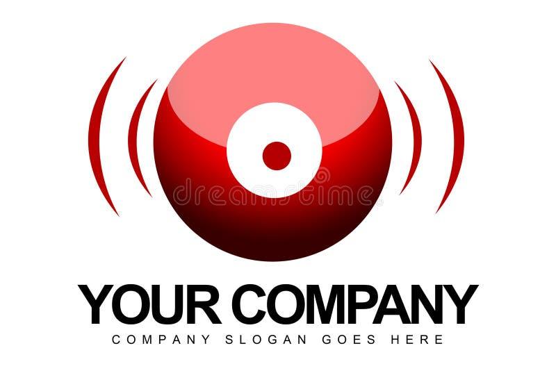 Download Eye Sphere Logo stock illustration. Illustration of glossy - 27438189