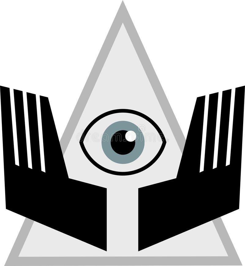 Download Eyeball view stock vector. Image of icon, graphic, eyeball - 11808797