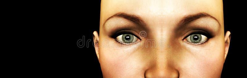 Eyeballs 4 vector illustration
