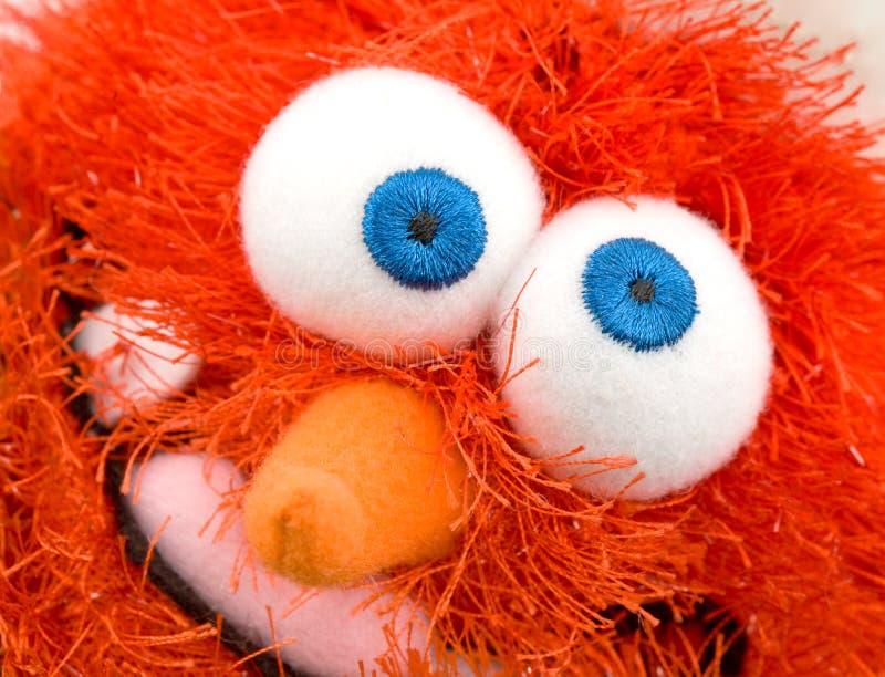 eyed изверг таинственный стоковое изображение rf