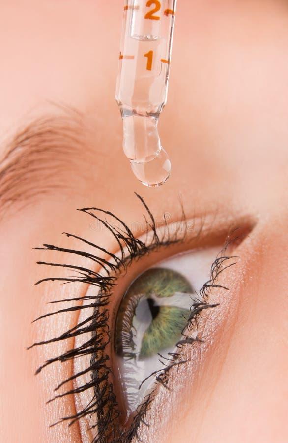 eyedropper ii zdjęcie royalty free