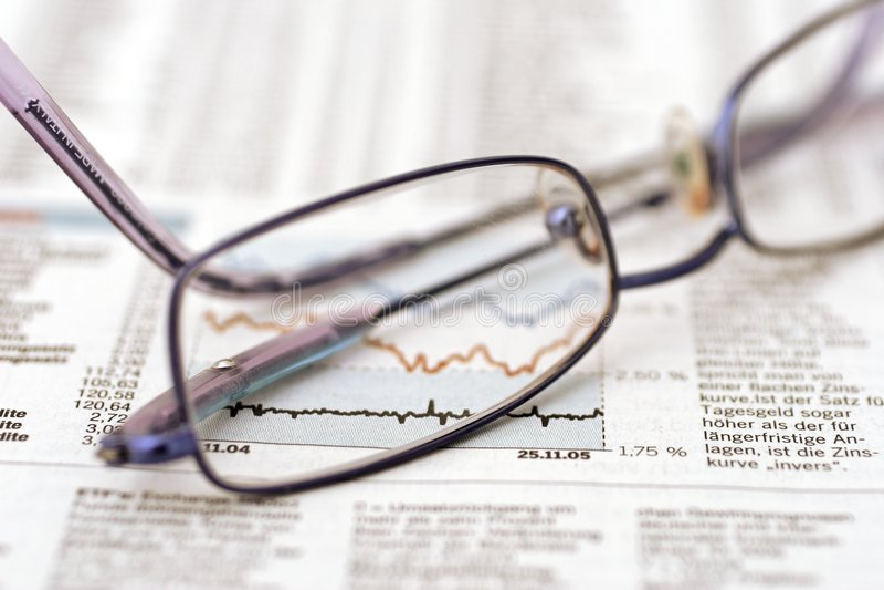 eyeglasses απόθεμα φύλλων στοκ εικόνα με δικαίωμα ελεύθερης χρήσης