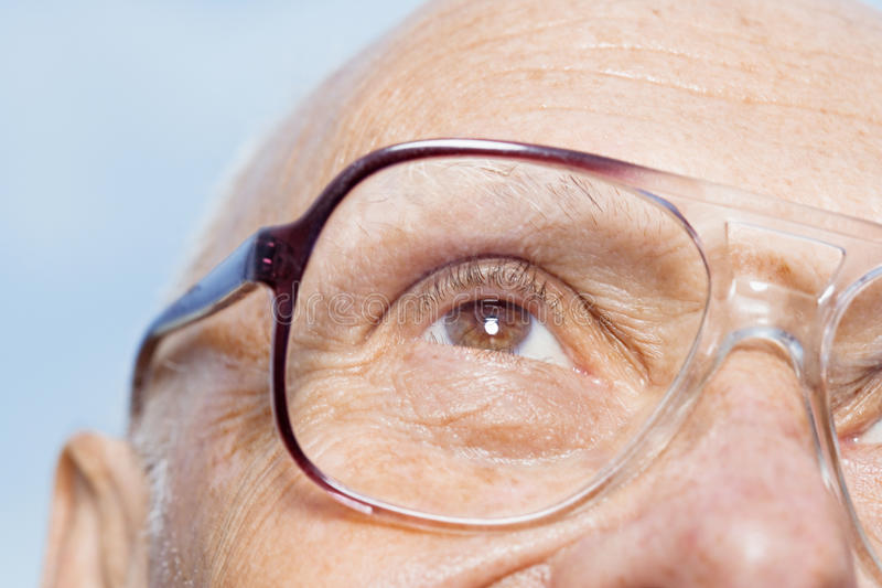 eyeglasses укомплектовывают личным составом носить стоковые фото