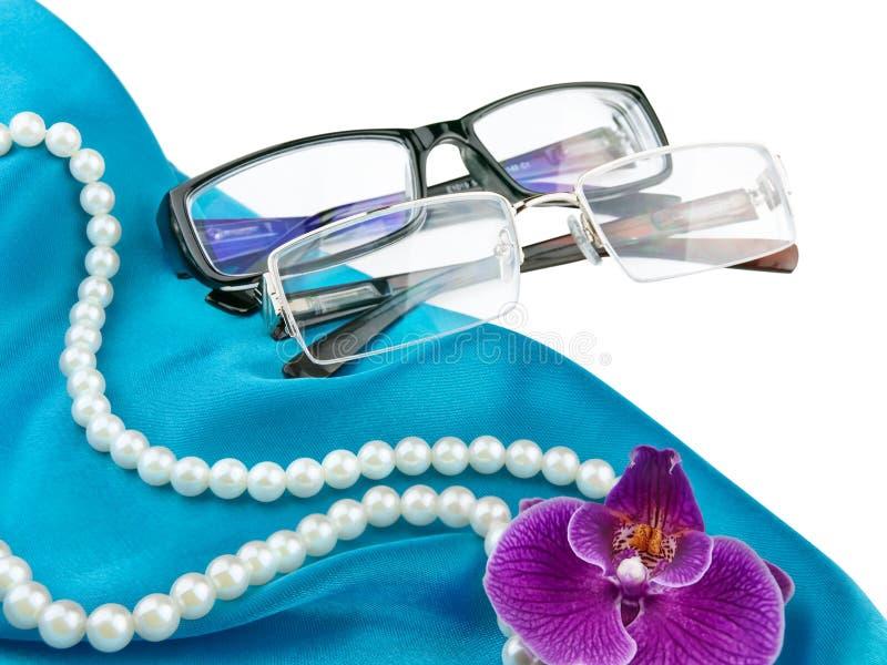 Eyeglasses foto de stock royalty free