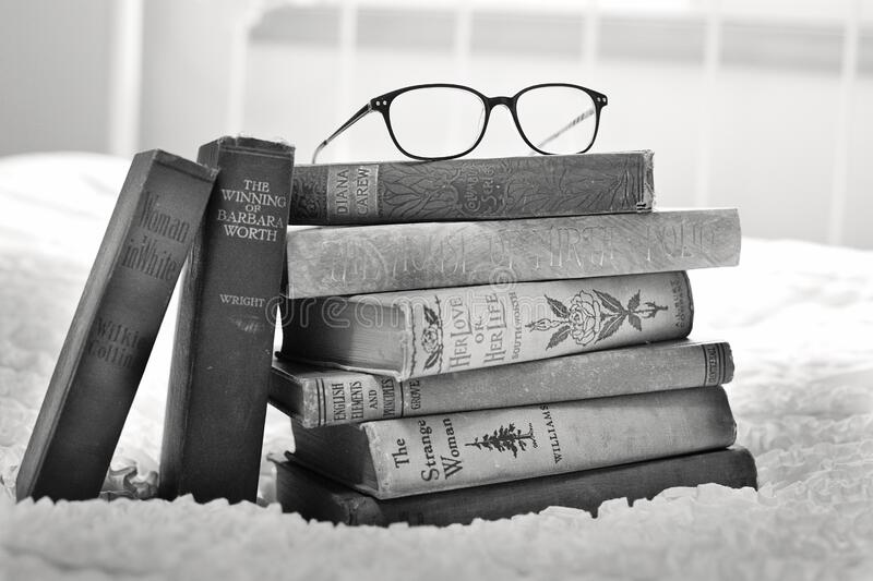 Eyeglasses On Books Free Public Domain Cc0 Image