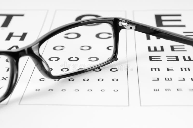 Eyeglasses da leitura fotografia de stock royalty free