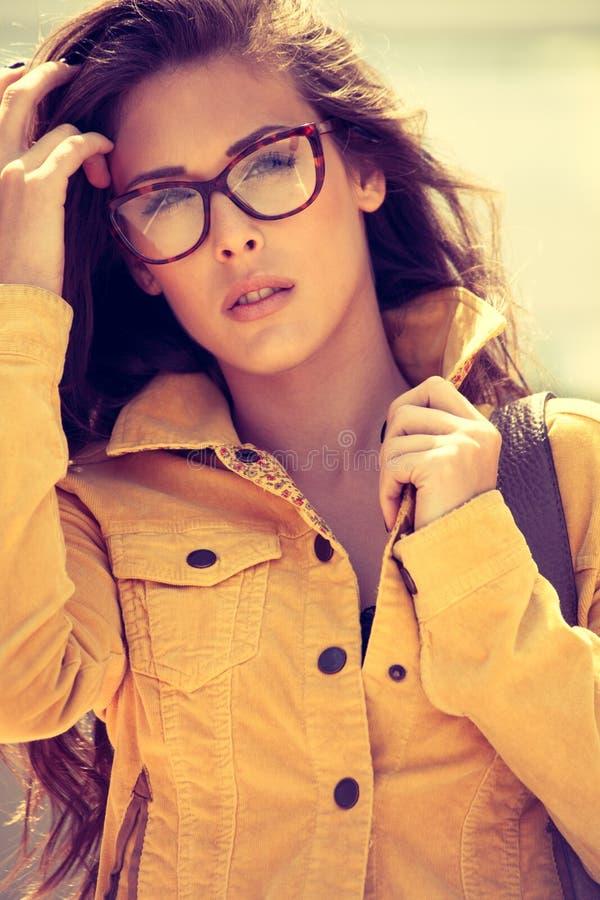 Download Eyeglasses moda zdjęcie stock. Obraz złożonej z nowożytny - 53793474
