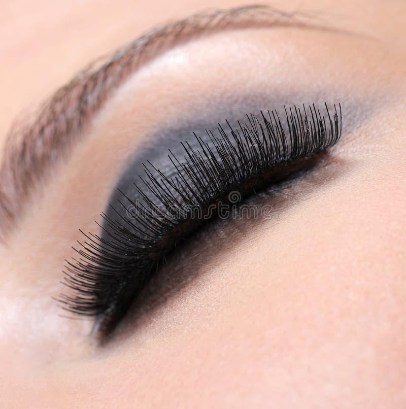 eyelashes άφθονος στοκ φωτογραφίες με δικαίωμα ελεύθερης χρήσης
