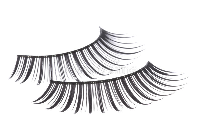eyelashes που απομονώνονται τεχν στοκ εικόνες με δικαίωμα ελεύθερης χρήσης