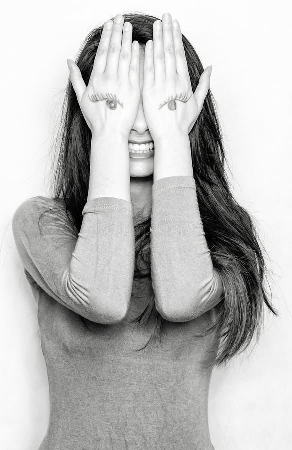 eyelashes στοκ εικόνα με δικαίωμα ελεύθερης χρήσης