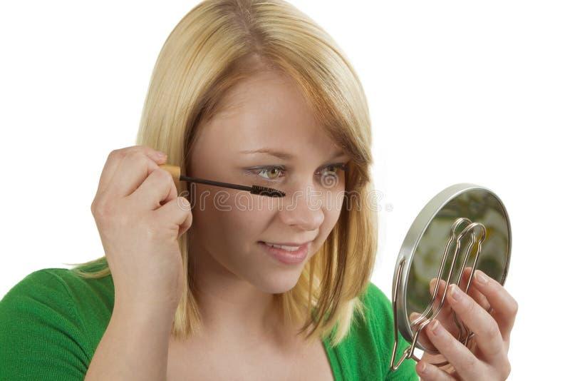 Eyeliner imagens de stock