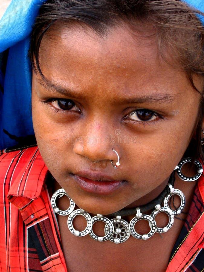 Eyes of Hope royalty free stock image