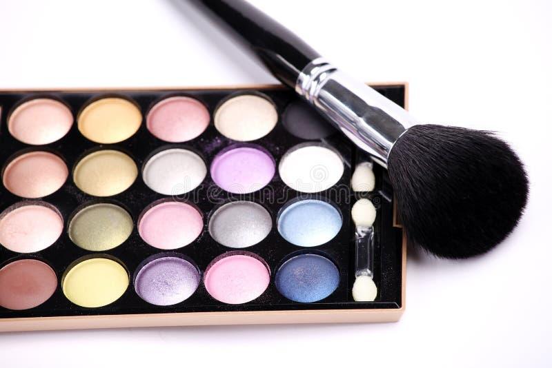 Eyeshadow Palette Stock Image