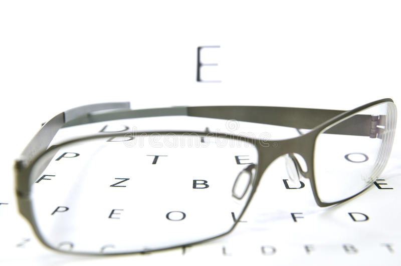 Download Eyesight test stock photo. Image of sight, chart, alphabet - 11857434