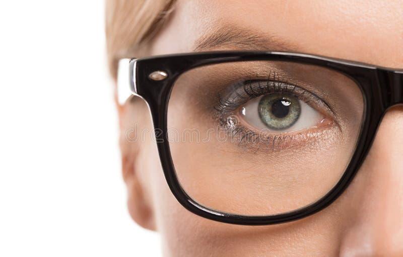 Eyewear royalty-vrije stock afbeelding