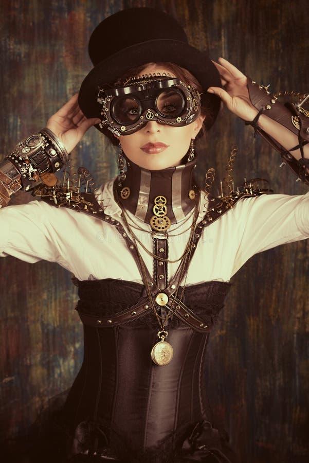 Eyewear Cyborg royalty-vrije stock afbeelding