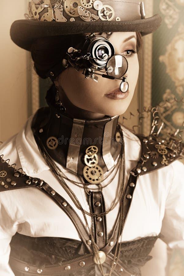 Eyewearmaschine lizenzfreies stockfoto