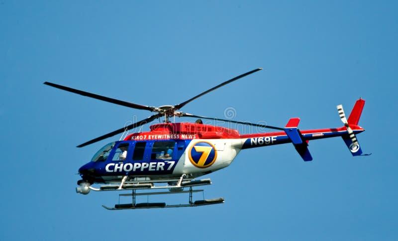 Eyewitness News Chopper 7 stock photos