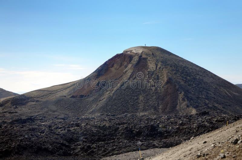 Eyjafjallajokull fotografia stock