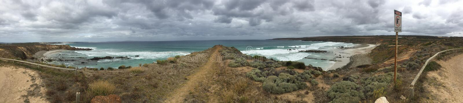 Eyre Peninsula at its best royalty free stock photo