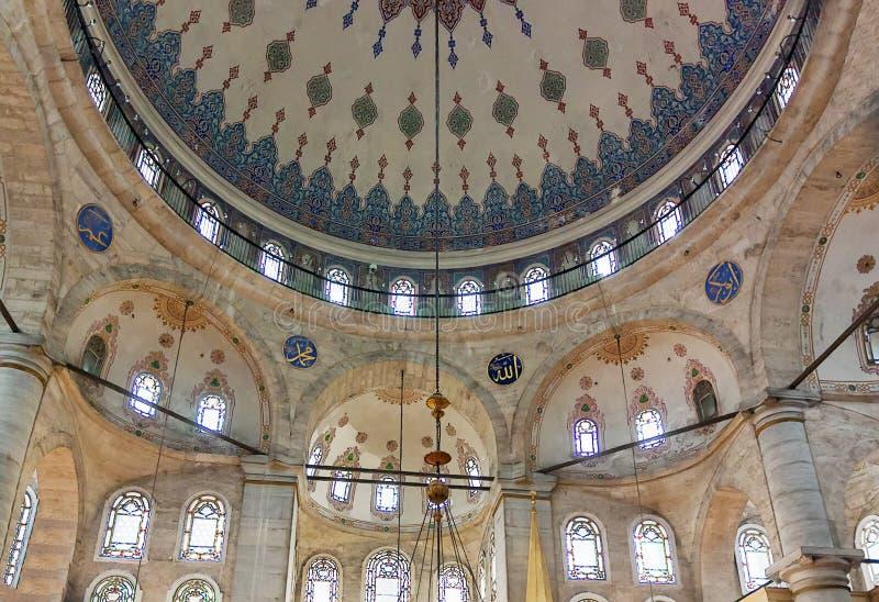 Eyup Sultan Mosque, Istanbul fotografering för bildbyråer