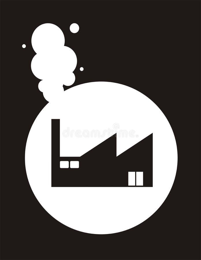 A fábrica imagens de stock