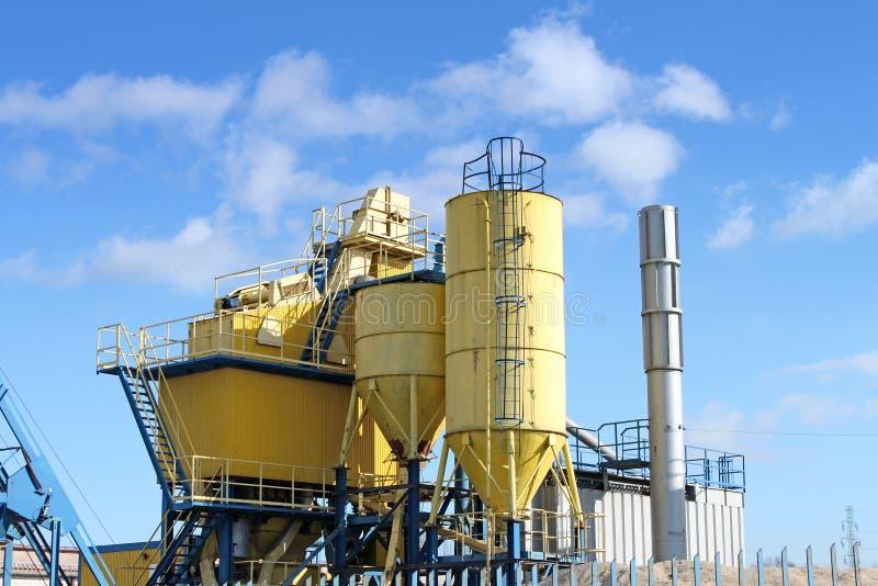 Fábrica, tiro industrial. fotos de stock