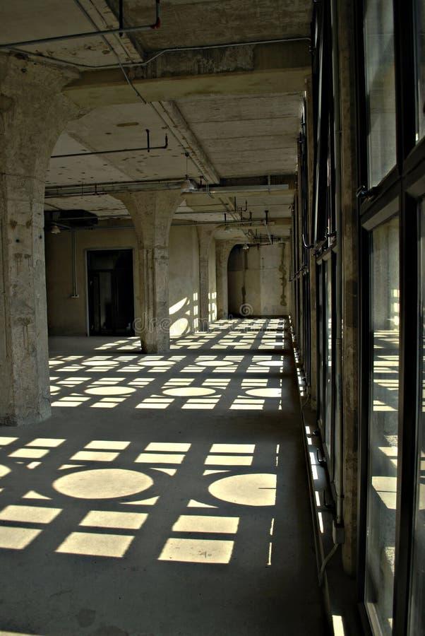 fábrica vieja 1933 imagen de archivo libre de regalías