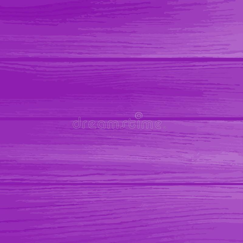 Fácil corregir el contexto de madera de la textura Pared de madera pintada vieja stock de ilustración