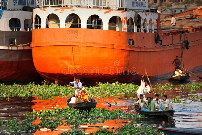 Fähren lizenzfreies stockfoto
