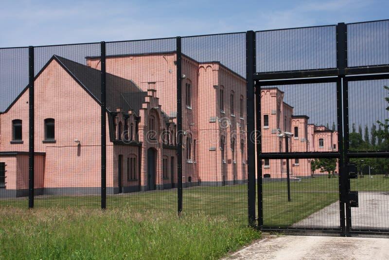 fängelse royaltyfri bild