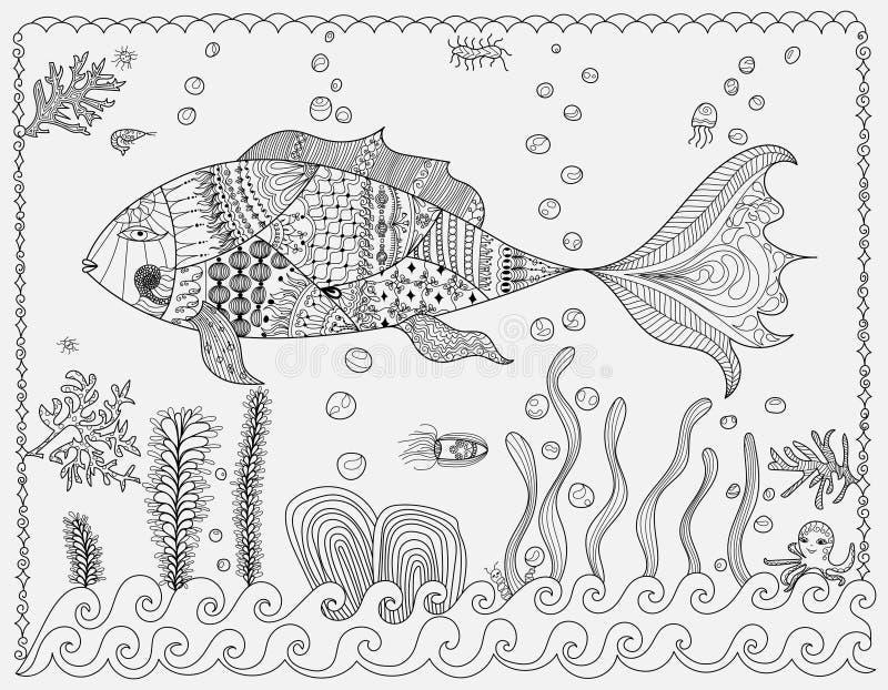 Erfreut Färbende Fische Fotos - Druckbare Malvorlagen - helmymaher.com