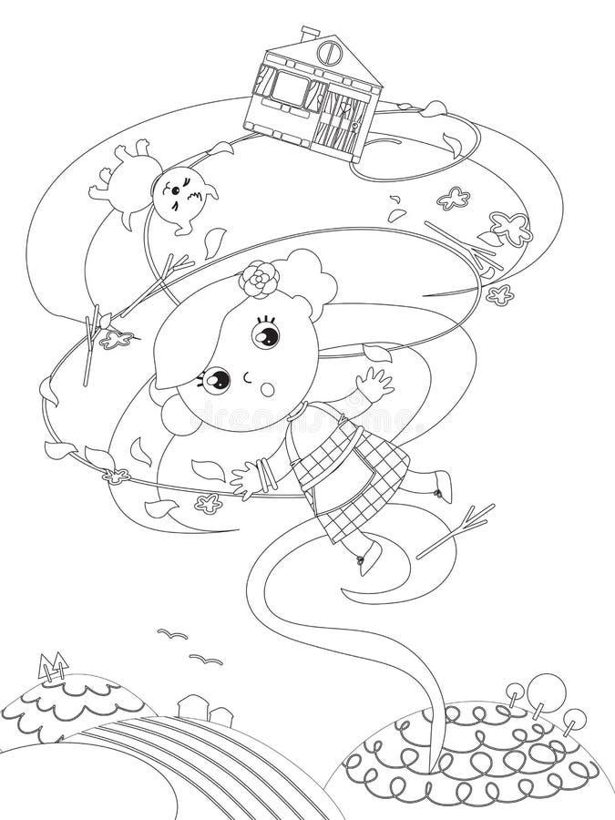 Fein Zauberer Von Oz Färbung Seite Bilder - Ideen färben - blsbooks.com