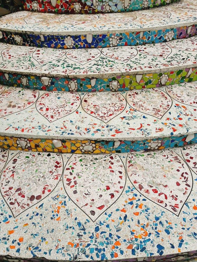 Färg av golven Särskiljande och unikt royaltyfri fotografi