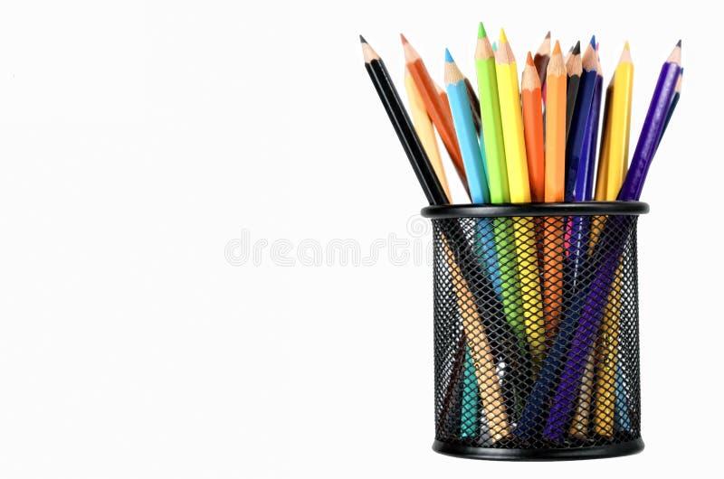 Färga idérik bakgrund 14 arkivbild