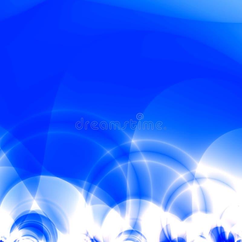 färgade waves vektor illustrationer