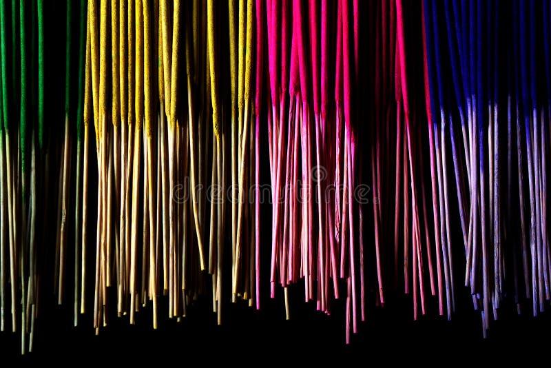 Download Färgdofter fotografering för bildbyråer. Bild av sticks - 36311