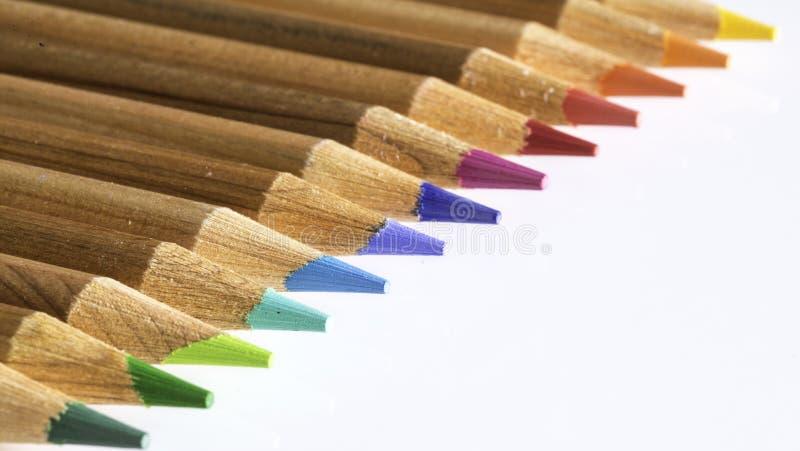 Färger royaltyfri bild