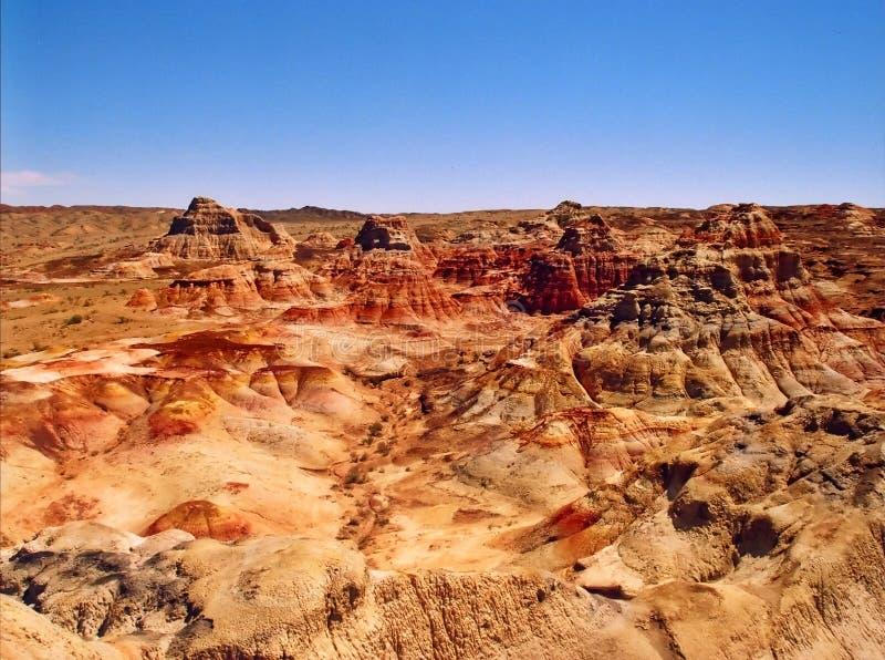 Download Färger arkivfoto. Bild av färg, kullar, rock, mineral, porslin - 520666